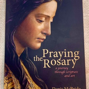 Praying the Rosary book