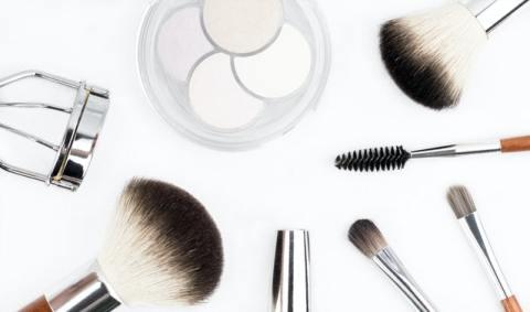 Makeover makeup tools