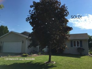 New homes for sale, Evansville WI