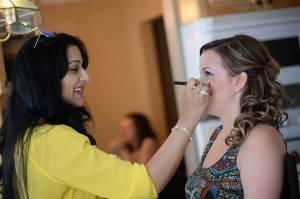 Professional Makeup Artist Seema Haider