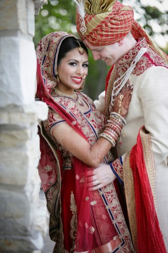 Ottawa Christian & Hindu Wedding at Hilton Lac Leamy
