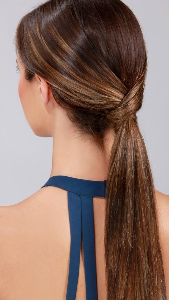 easy ponytails to try this summer - see mama go