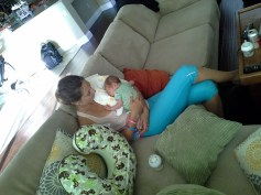 Me and Baby J