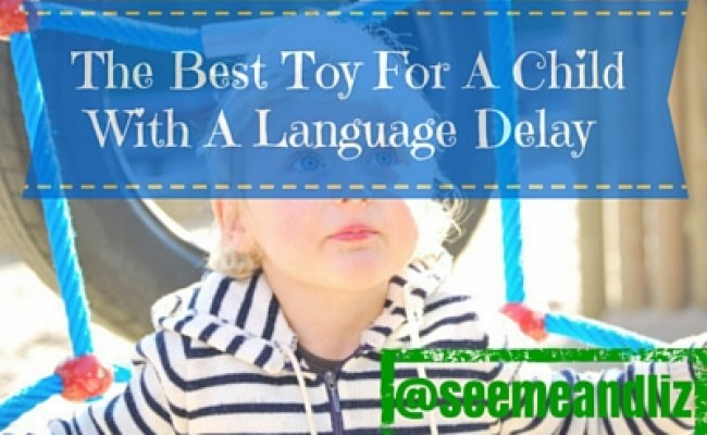 The Best Toy For A 3 Year Old With A Language Delay Is