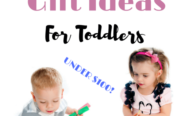 Top 10 Christmas Gift Ideas For 2 Year Old S Tech Free