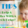 17 Tips To Help A Toddler With A Speech Delay Seeme Liz