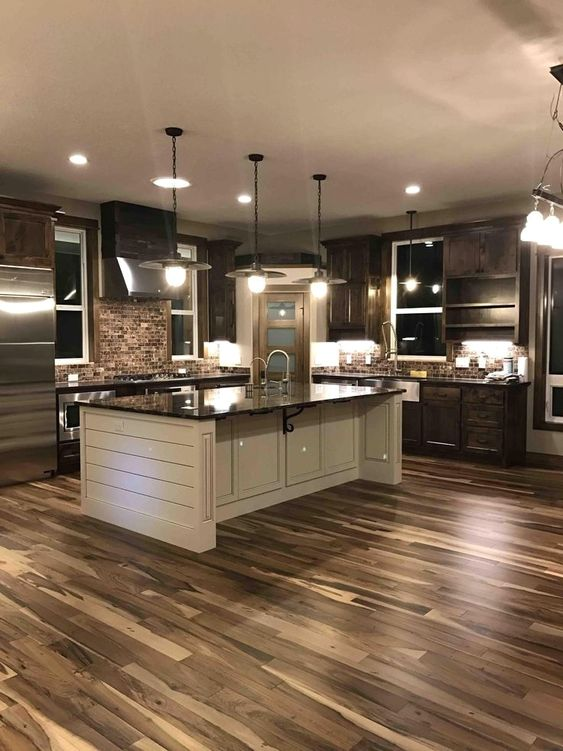Marvelous Big Kitchen Ideas You Might Be Interested In Seemhome