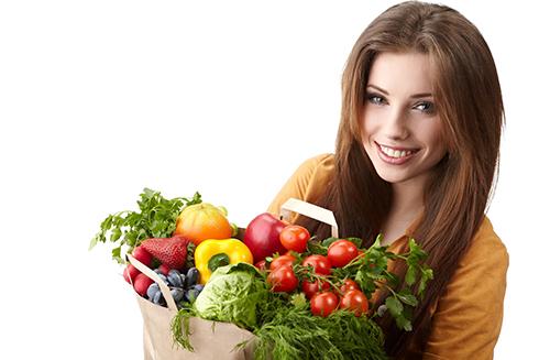 لیستی از غذاهای سالم و ضروری برای زنان