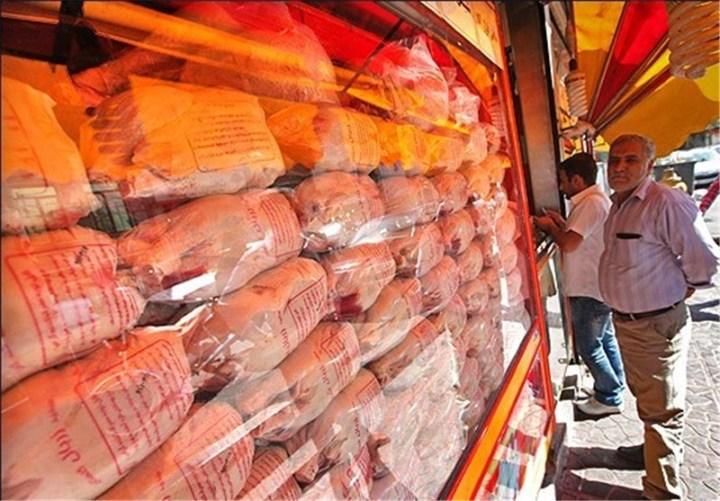 قیمت آنلاین مرغ زنده