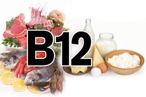 بهترین منابع ویتامین B12