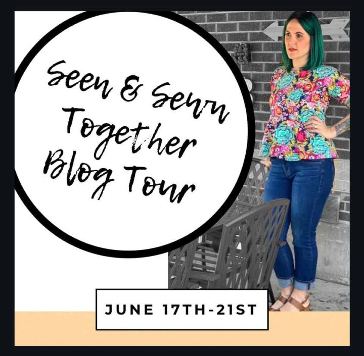 Seen and Sewn Together Blog Tour