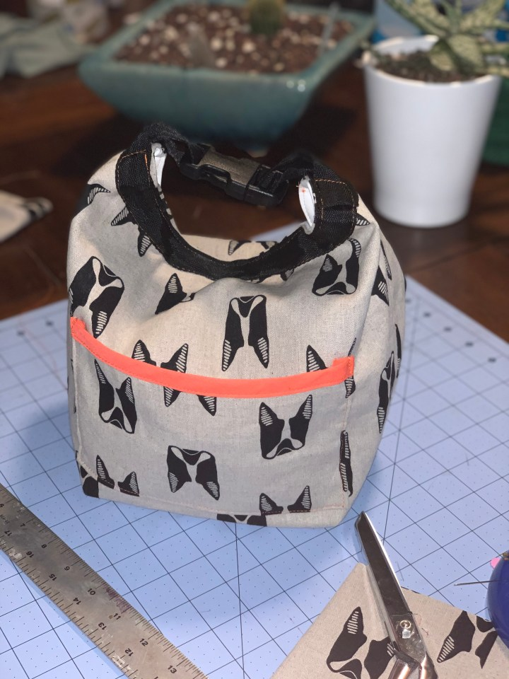 Simple Lunch Sack