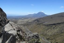 Mead's Wall Tongariro National Park