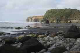 Karstige Küstenlandhschaft