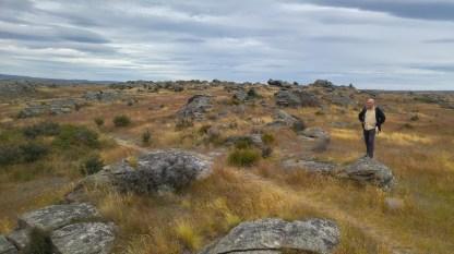 Rock and Pillar - Sutton Salt Lake