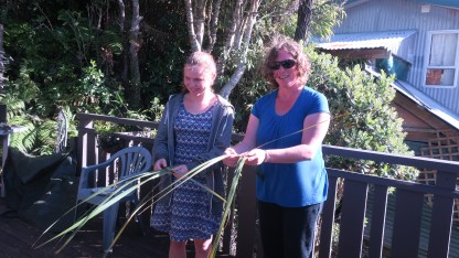 Flax Weaving with Kerry