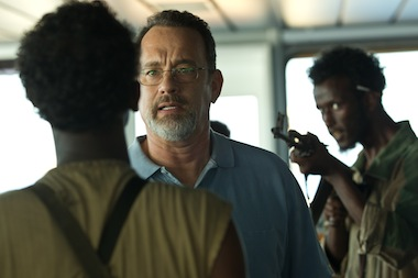 Tom Hanks stars in Columbia Pictures' Captain Phillips.