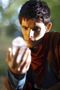 Photo: BBC/SHINE Colin Morgan will return for a third series of Merlin