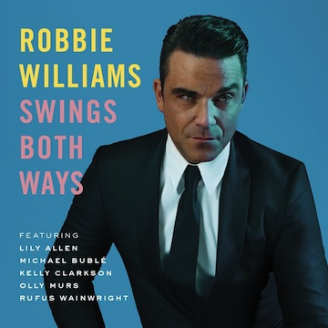 Robbie Williams' Sings Both Ways is one of the albums included in the deal.