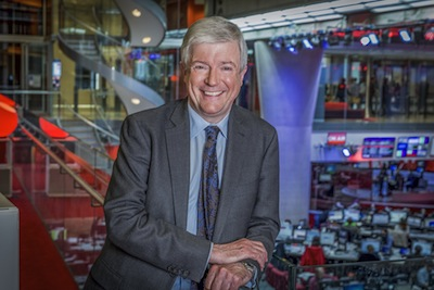 BBC Director-General Tony Hall. Image: BBC/Guy Levy