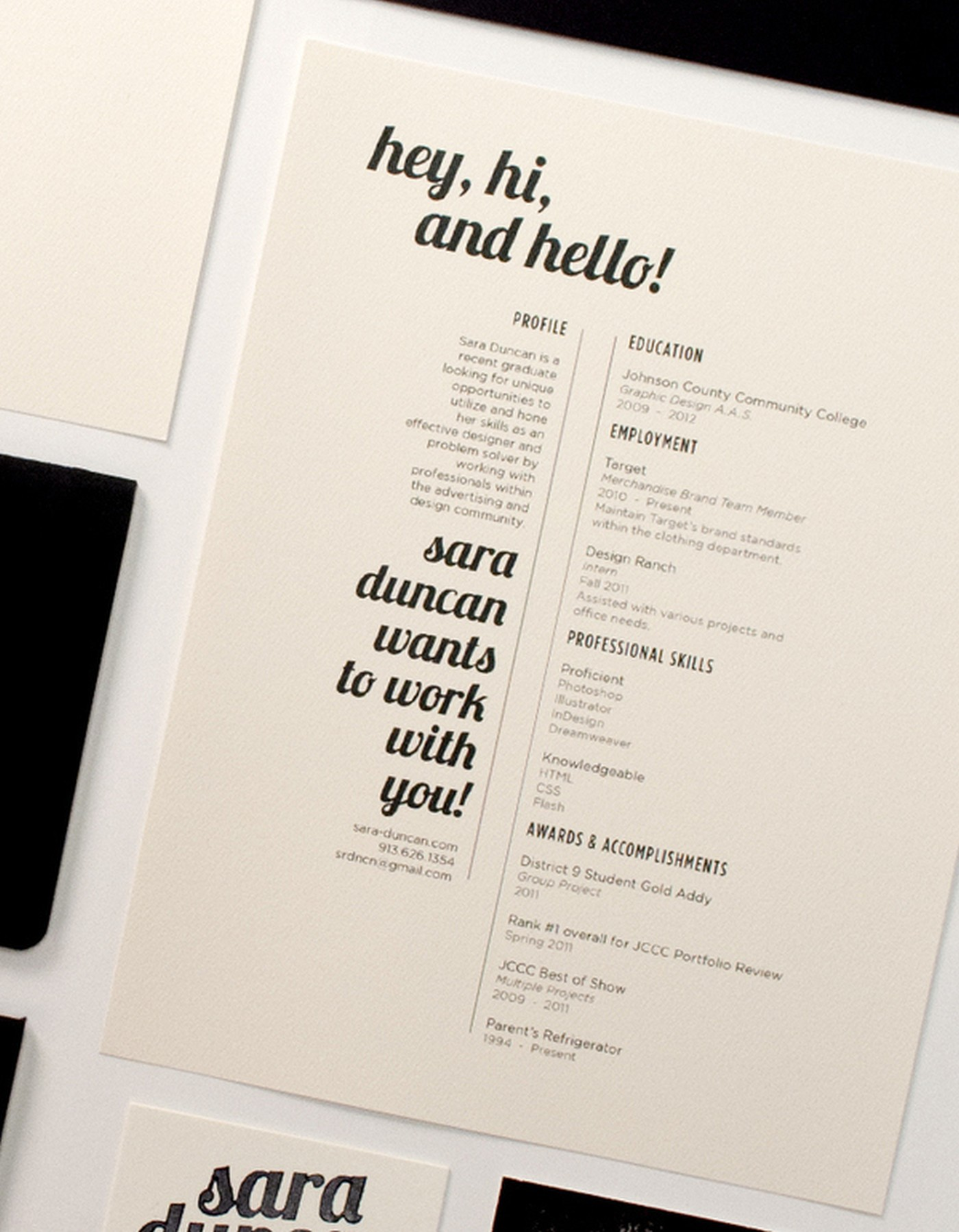 Graphic Design Student Resume 27 Magnificent Cv Designs That Will Outshine All The