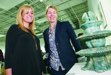 Stacy Atkinson of Royal Oak and Amy Morse of Berkley