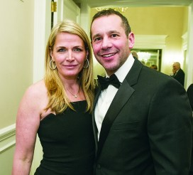 Christina and Sean Metrose of Bloomfield Hills