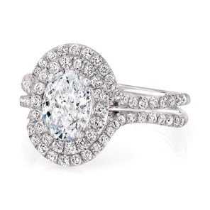 Wedding ring from Dearborn Jewelers of Plymouth.