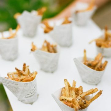 3 Fun Food Presentations for your next Event