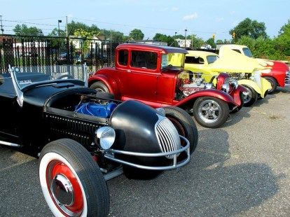 More than 600 attended the first annual M1 Concourse Dream Cruise Kickoff Party.