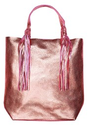Monserat De Lucca Botevara totein rose gold, $355, at My House of Style.