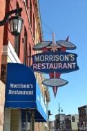 Breakfast at Morrison's