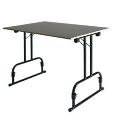 Table haute rectangulaire 150 x 75