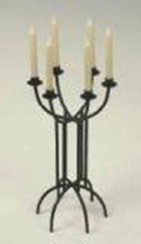 candélabre 50 cm