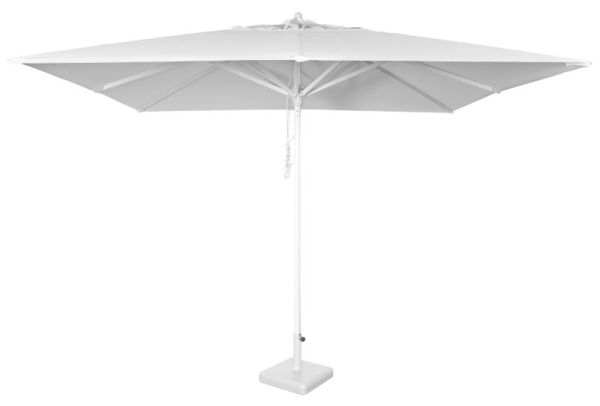 Parasol Blanc Carré