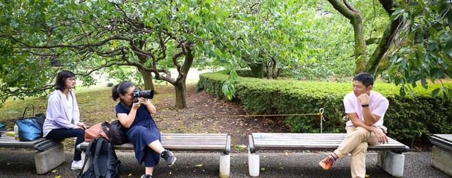 プロフィール撮影@新宿