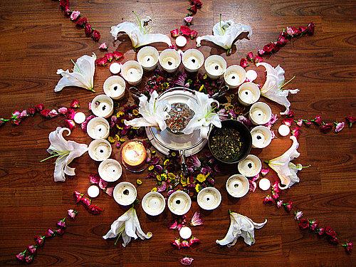 3-21Ostara Ritual