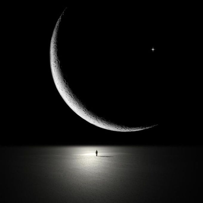 walk into new moon