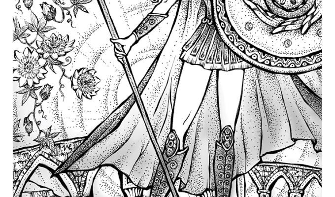 【魔法手帳誌】2015年12月‧雅典娜女神與本月大事紀