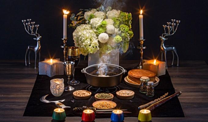 【SABBATS巫師手抄】Samhain/Halloween 黑暗重生日
