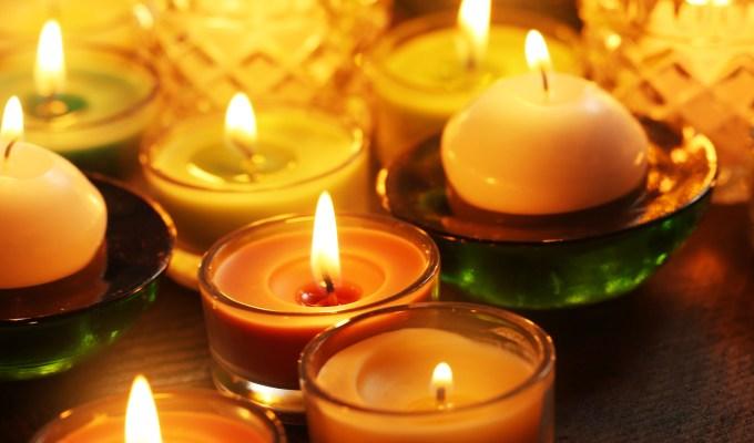 2018【夏至限定】限量登場!四季魔法蠟燭,點亮您的願望