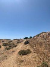 國王陵墓的石頭塔