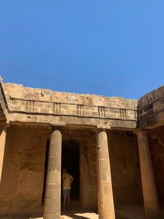 國王陵墓的下部世界入口