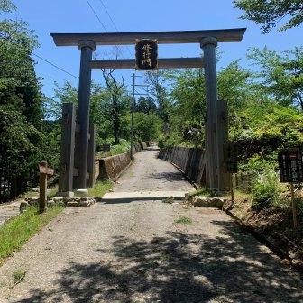 2019_summer trip_吉野山_06_修行門