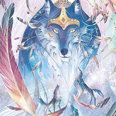 【巫日書】2020年1月‧勇氣與團結的導師.戰狼