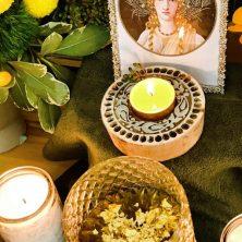 20200917 迪米特女神祝福儀式 秋分季節魔法油