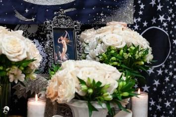 繁花有謝有開,或許這也是月神給予我們的啟示:生死有時,把握生命的春天,努力成長吧!