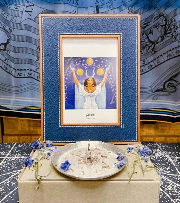 努特 奧秘靈知 女神祝福儀式