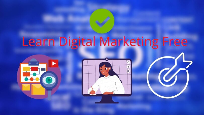 Be a digital marketing consultant. Top 10 Websites to Learn Digital Marketing for Free ...