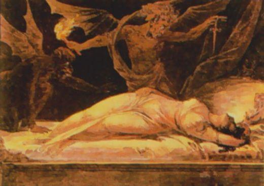 Spiritual Warfare at Night